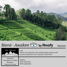Load image into Gallery viewer, Blend - Awaken by Nwafy - Emirati Coffee Co