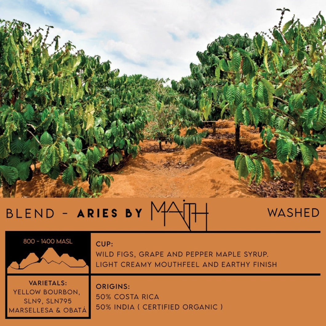 Blend - Aries by Maith - Emirati Coffee Co