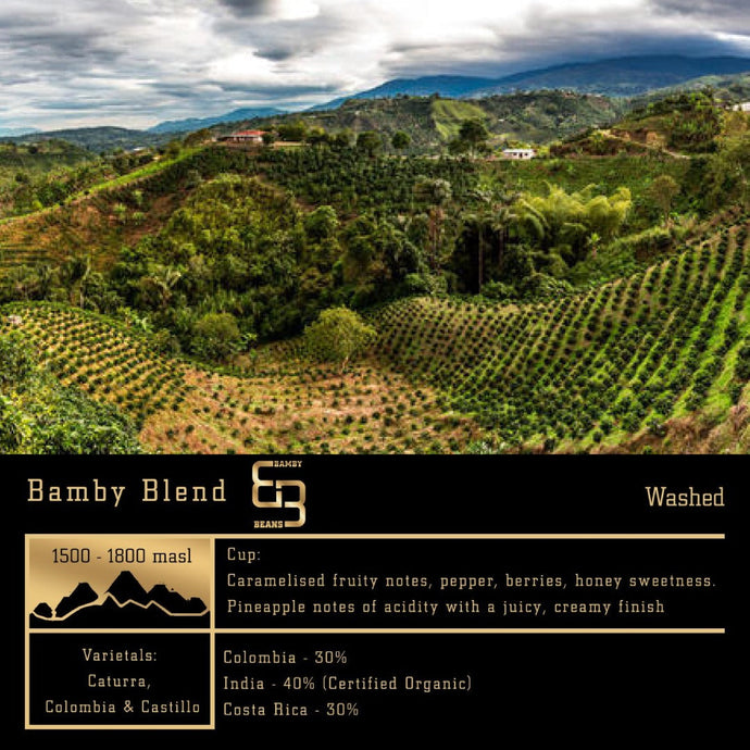Bamby Blend - Emirati Coffee Co