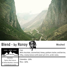 Load image into Gallery viewer, Blend by Ranoy - Emirati Coffee Co