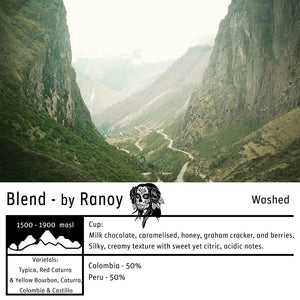 Blend by Ranoy