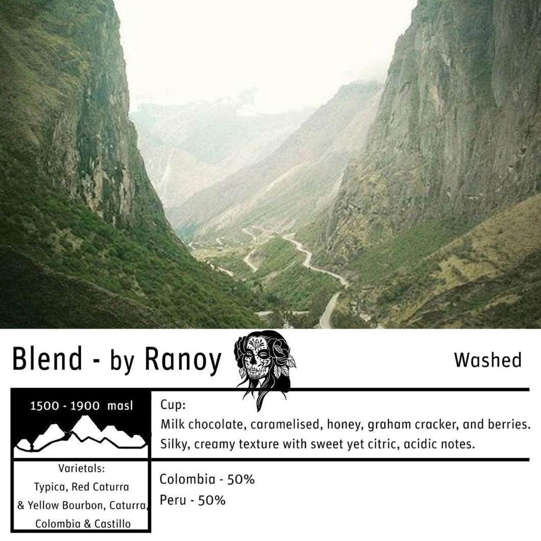 Blend by Ranoy - Emirati Coffee Co