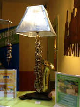 Load image into Gallery viewer, Saxophone Lamp