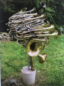 Instrument Sculpture II