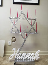 Load image into Gallery viewer, Hannah's Bat Mitzvah Star