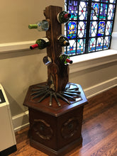 Load image into Gallery viewer, Wooden Wine Rack