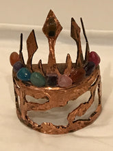 Load image into Gallery viewer, Jeweled Crown of Copper