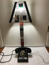 Load image into Gallery viewer, Old Telephone Lamp
