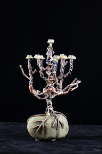 Unique Menorah