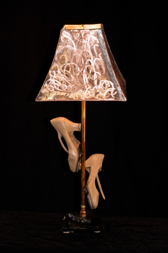 Tap Shoes Lamp