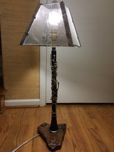 Load image into Gallery viewer, Clarinet Lamp