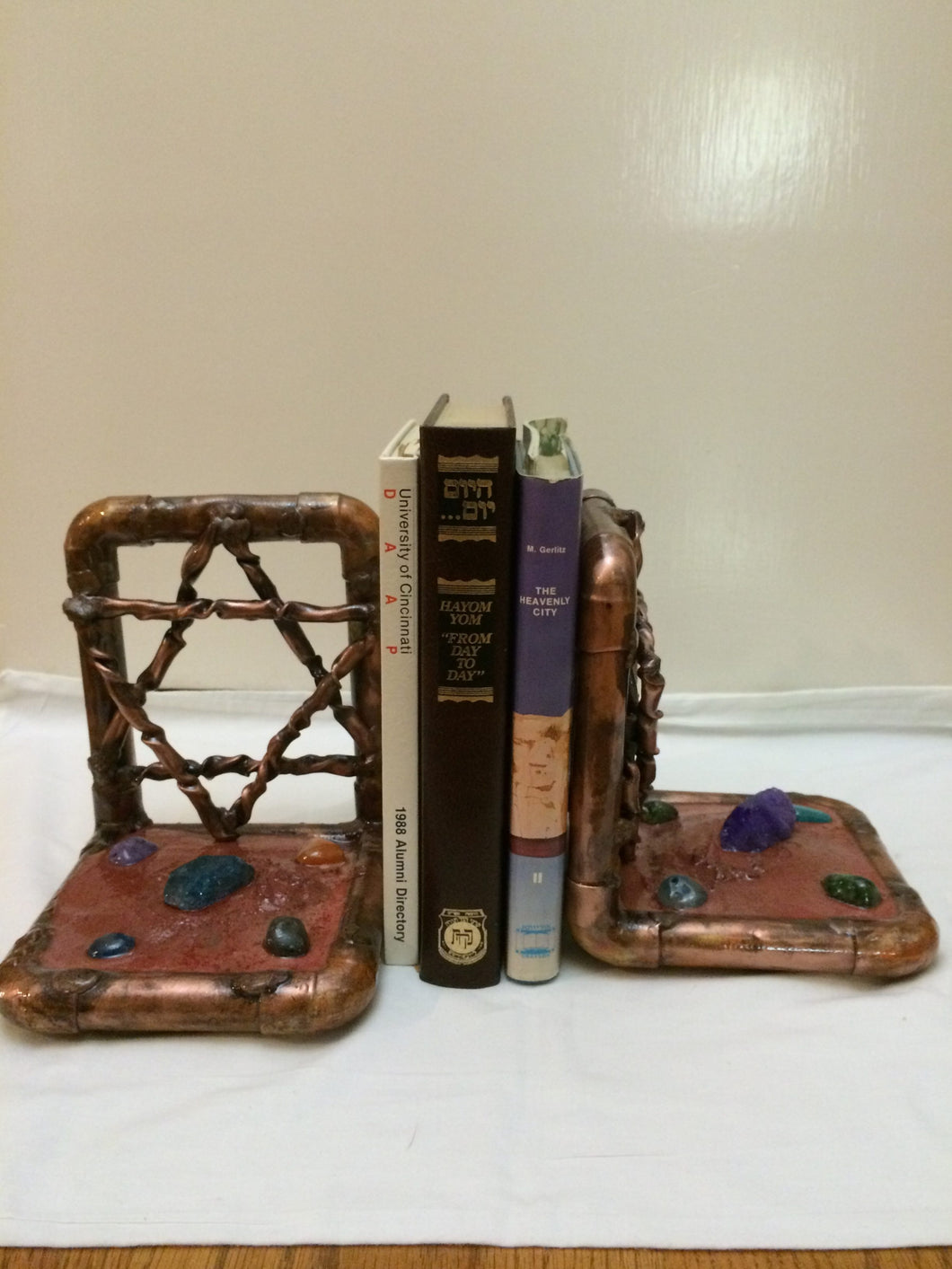 Star Book Ends
