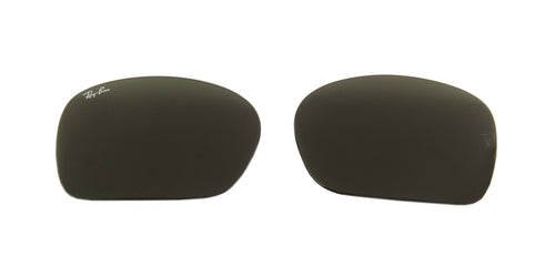 RB4068 - Lenses - Green 601 | 642 Non-Polarized