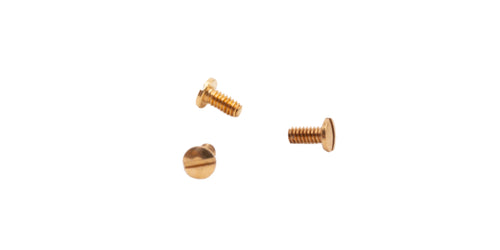 RB3016 | RX5334 | DG5002 - Hinge Screws - Gold 990/58 | 2372 | 2000 | 987 | w0366