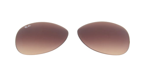 RB3293 - Lenses - Brown Gradient 004/13 Non-Polarized