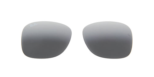 RB4195 | RB4195F - Lenses - Grey Silver Mirror 601788 Non-Polarized