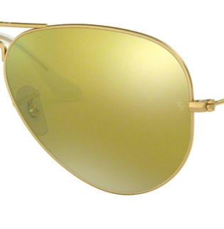 Ray-Ban RB3025 112/93 GOLD MIRROR 58mm Replacement Lenses