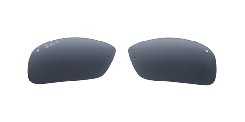 RB3183 - Lenses - Grey 0020/81 Polarized