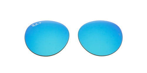 RB3447 - Lenses - Blue Mirror 112/4L Polarized 50MM 53MM