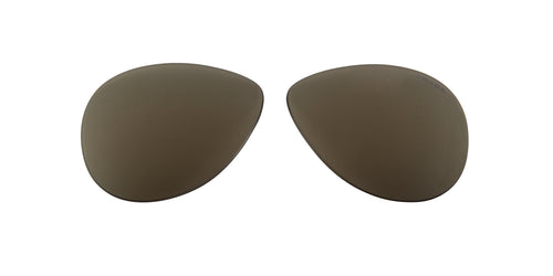 PR 53QS - Lenses - Brown Polarized