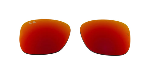 RB4165AB - Lenses - Orange/Brown