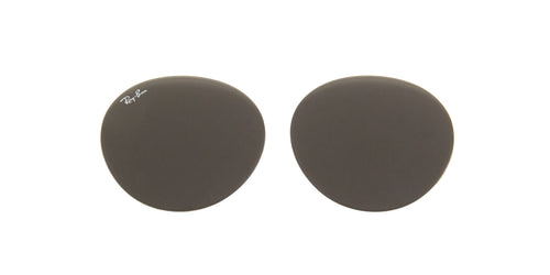 RB2180 - Lenses - Grey 616587 Non-Polarized
