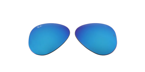 RB3025 - Lenses - Green Mirror Multil Blue 112/17