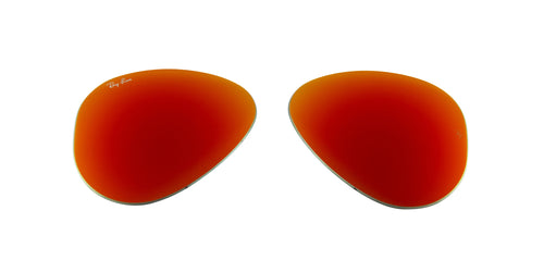 RB3026 | RB3025 - Lenses - Orange/Brown