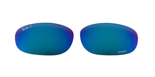 RB4265 - Lenses - Blue Polarized
