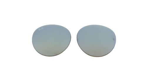 RB4246M - Lenses - Gradient Brown Mirror Silver 12179U