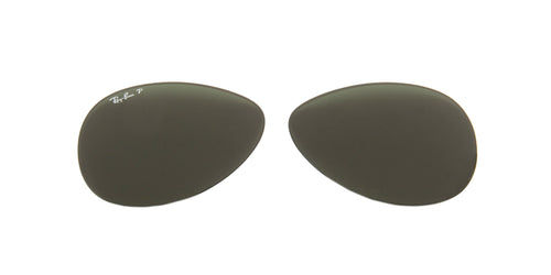 RB8313 - Lenses - Green 004/N5 Polarized