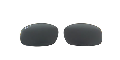 RB3445 - Lenses - Dark Grey Polarized 006/P2