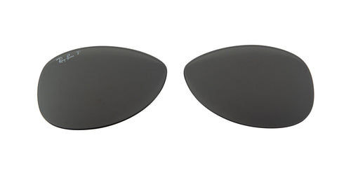 RB3801 - Lenses - Silver Polarized