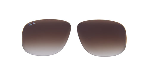 RB4147- Lenses - Gradient Brown