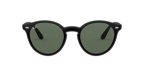 Ray Ban - RB4380N Black Shield Unisex Sunglasses - mm