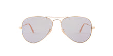 Ray Ban - Aviator Large Metal Gold/Gray Women Sunglasses - 58mm