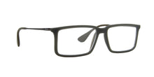 Ray Ban Rx - RX7043 Green Rectangular  Eyeglasses - 52mm