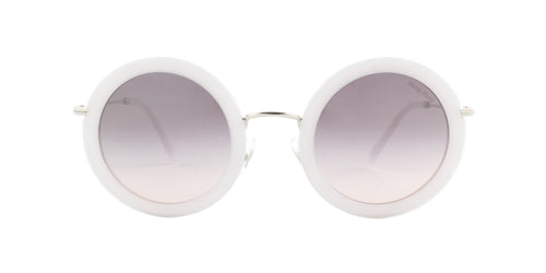 Miu Miu - MU59U Opal Round Women Sunglasses - 48mm