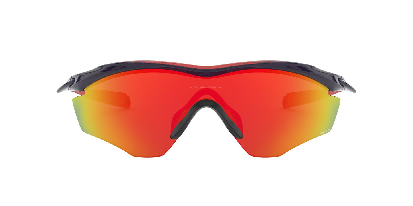 Oakley M2 Frame Navy / Ruby Lens Sunglasses