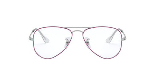 Ray Ban Jr - RY1089 Violet Aviator Women Eyeglasses - 50mm