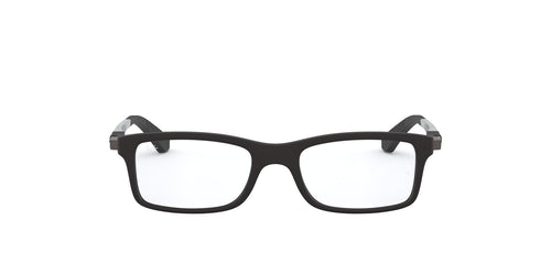 Ray-Ban Jr. RB1588 Black / Clear Lens Eyeglasses