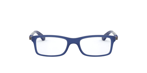 Ray Ban Jr - RY1588 Blue Rectangular Kids Eyeglasses - 47mm