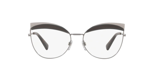 Valentino - VA1014 Gunmetal Butterfly Women Eyeglasses - 54mm