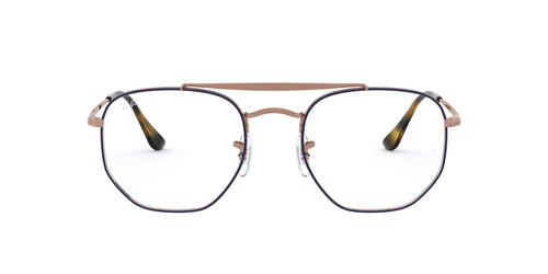 Ray Ban RB3648V Blue / Clear Lens Eyeglasses