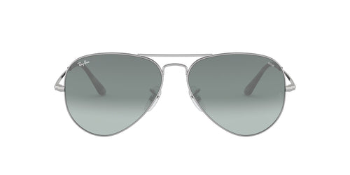 Ray-Ban RB3689 Silver / Blue Lens