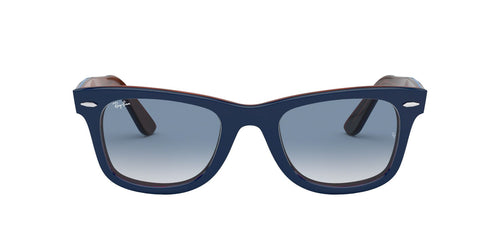 Ray-Ban RB2140 Blue / Blue Lens Sunglasses