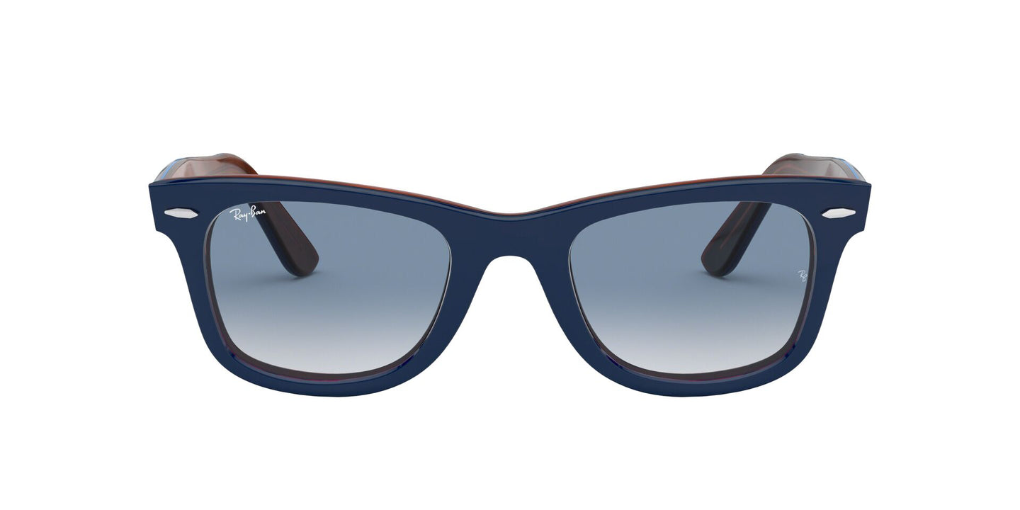 Ray Ban - RB2140 Blue Square Unisex Sunglasses - 50mm
