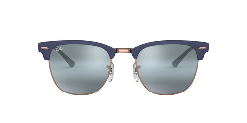 Ray Ban - RB3716 Blue Square Unisex Sunglasses - 51mm