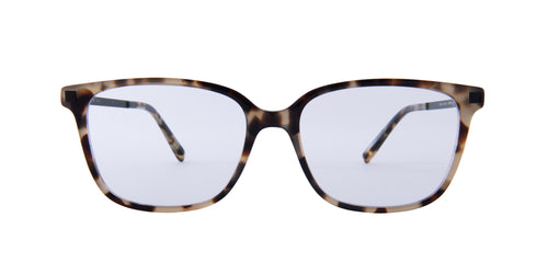 Mykita - Inki Havana Rectangular  Eyeglasses - 50mm