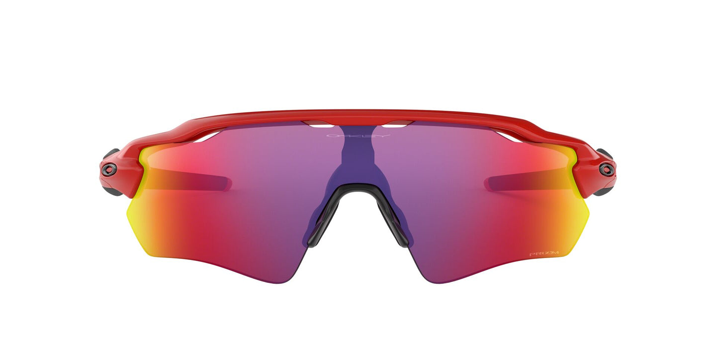 Oakley - Radar EV Path Redline/Prizm Road Rectangle Men Sunglasses - 35mm